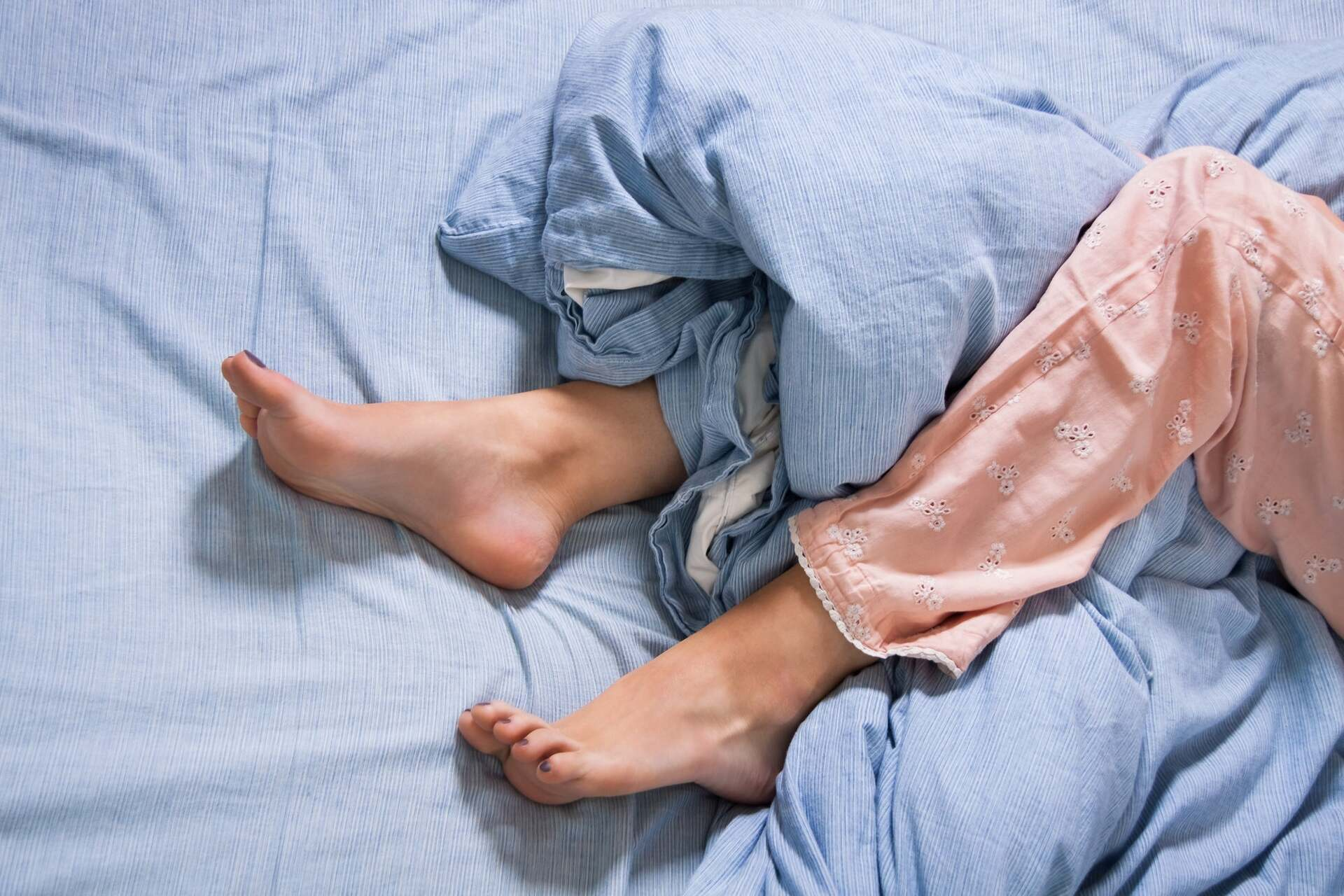 Do Restless Legs Mean Restless Nights?: A Study by the Eight Sleep Lab