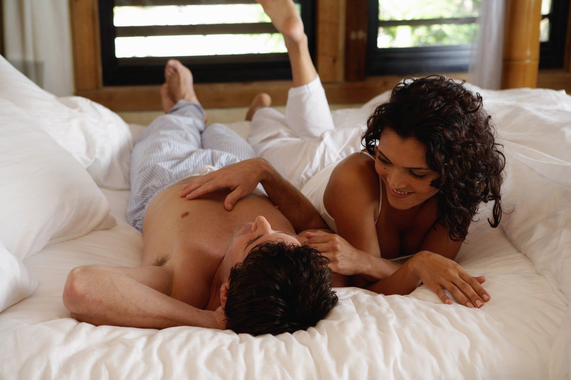 Sleeping Less Can Affect A Man's Sperm