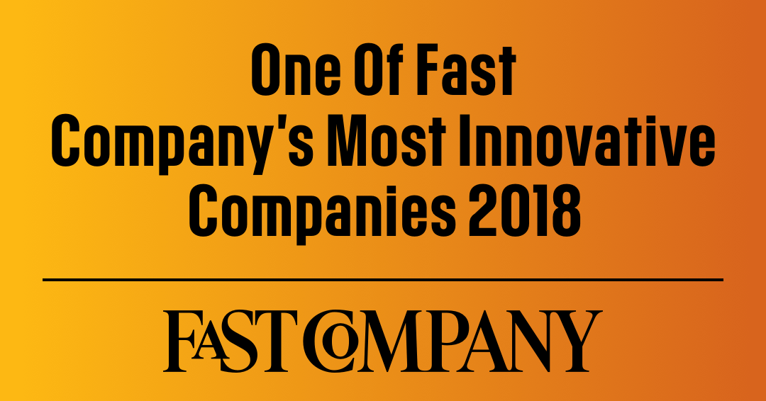 Eight Is One Of Fast Company's Most Innovative Companies
