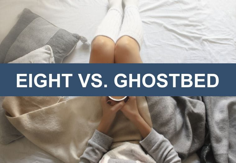 Eight vs. Ghostbed: The Ultimate Mattress Battle