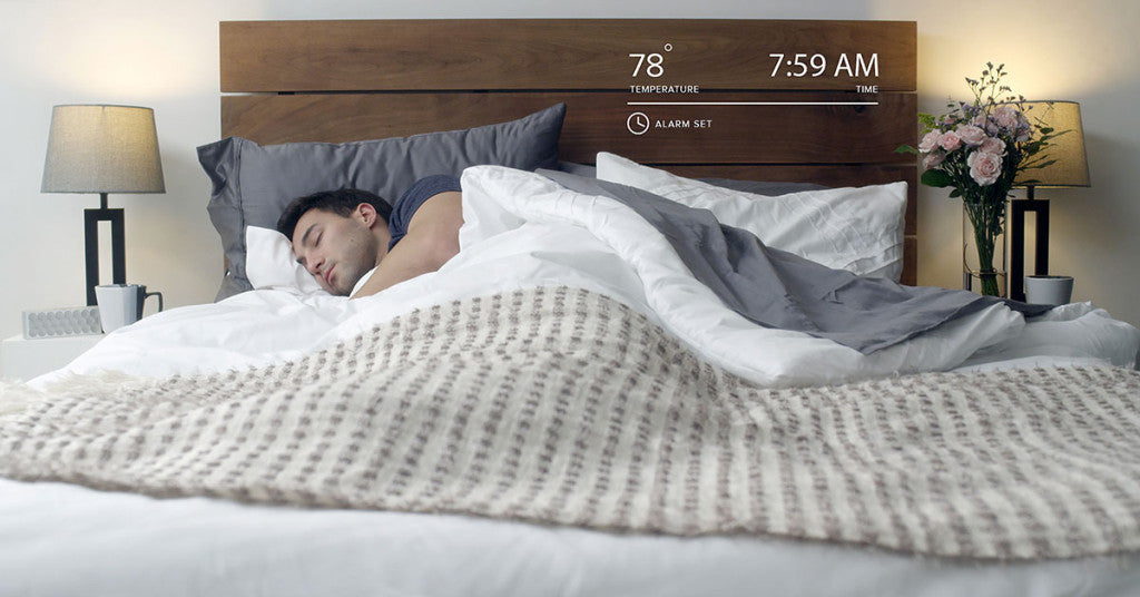 Body Thermoregulation in Sleep Nation