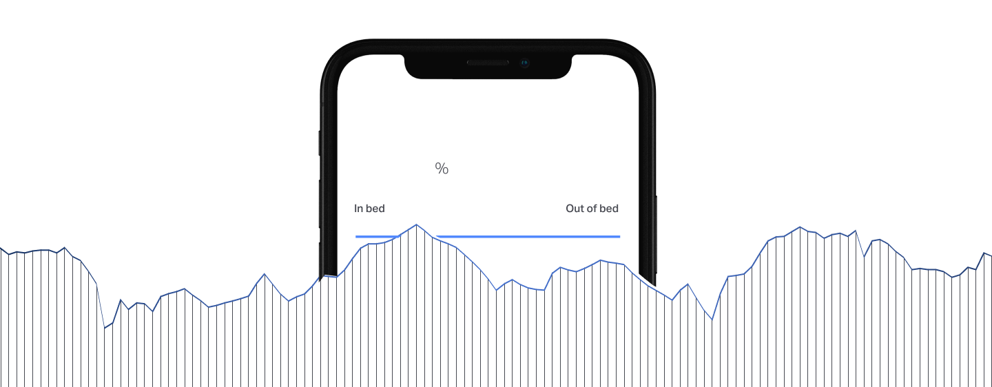 Eight Sleep Tracking Mobile App Dashboard